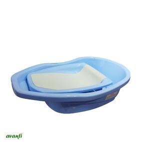 Bañera Para Bebés Avanti Aqua 28 Lts Azul