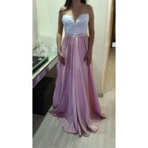 Vestido Festa/casamento/debutante/15 Anos-p/entrega
