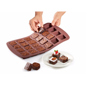 Molde Mini Brownies Betterware Cod. 16519