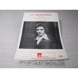 La Montaña (roberto Carlos/erasmo Carlos) P/piano