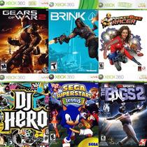 Promoção Jogos Xbox 360 Originais Usados Dvd Valor Unid