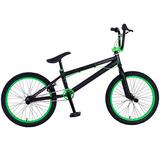 Bicicleta Freestyle Bmx Tomahawk Negra Altitude 2017