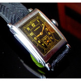 Lanco Art Deco Reloj 1920 Antiguo Coleccion Raro Longine Swt