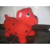 Saltarin Perrito Inflable