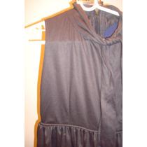 Vestido Negro Comodin ! Formal O Informal Muy Lindo .talle S