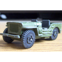 Matchbox Simil Jeep Usa Army
