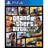 Gta 5 Ps4 Fisico New Full Gamer