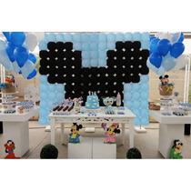 4 Kits Tela Mágica, Pds, Painel Balões Bexigas Bolas Festas