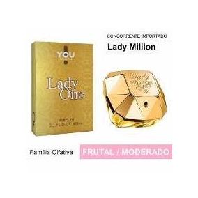 Perfume Lady One Similar Lady Million Sedex Grátis 100m