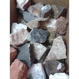 Coleção De Rochas E Minerais Com 30 Unidades Frete Grátis
