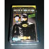 Juego De Cartas Batman Naipes De Cromy,1989 Argentina,nuevas