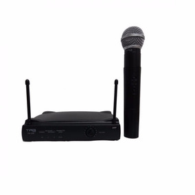 Microfone Tagima Tag Sound Sem Fio Tm559 + Case Profissional