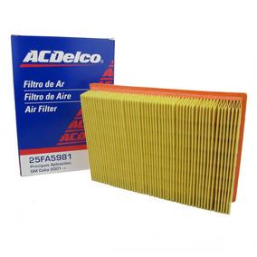 Filtro De Ar Do Motor Acdelco Celta E Prisma Antigo