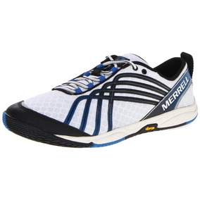 Zapatos Merrell Road Glove 2 White Apollo Hombres J40027