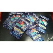 Pokémon Go Extensiónes Pack Por 25 Al Fin Repusieron!!!!!