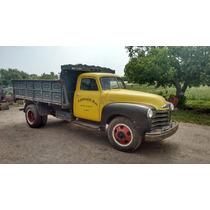 Camion Chevrolet 1947 Original De Fabrica!!