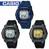 Reloj Casio Hdd 600 Alarma Illuminator 100m Pila 10 Años