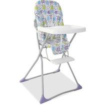 Cadeira De Papá Infantil Alta Standard Ursinhos Galzerano