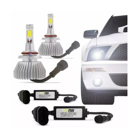 Kit Lampadas Led Farol Milha New Civic 2009 H11 6000k