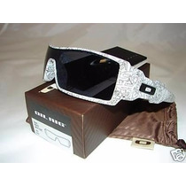 Oakley Oil Rig White Text / Original Importado