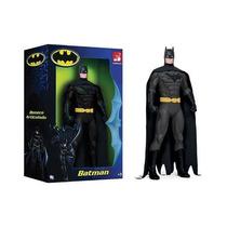 Boneco Batman Liga Da Justiça Dc Comics 55cm Grande