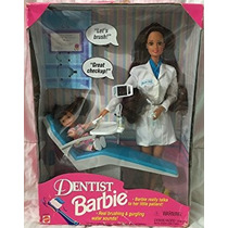Juguete 1997 Barbie Dentista