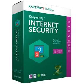 Kaspersky Internet Security 2016 Br - Licença Até 2017