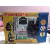 Juguete Mi Alegría Microscopio Con Visor Proyector