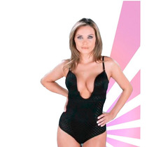 Push Up Body Talle L Color Negro