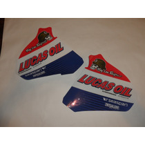 Kit De Calcos Para Tanque Honda Xr 600r, Gloss Brilloso!