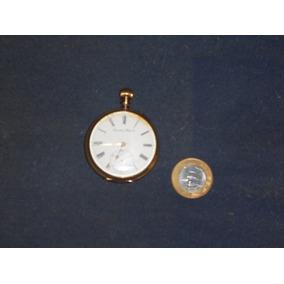 Relógio Antigo De Ouro Década De 20 International Company