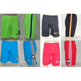 Kit 03 Shorts Bermudas Masculinas Academia Ginástica