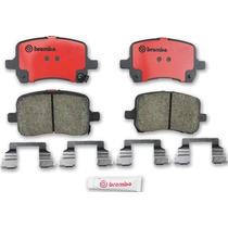 Balatas Brembo Saturn Sky Red Line 07-10 Juego Completo