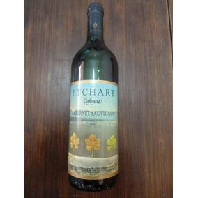 Botella De Vino Antigua Etchart Cafayate Cabernet Sauvignon