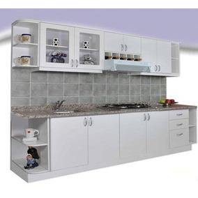 Amoblamientos cocina modernos amoblamientos de cocina en for Muebles de cocina en melamina modernos