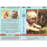Mi Nuevo Campeon Vhs Ricky Schroder William Holden 1980