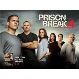 Prison Break Temporada 4 en Mercado Libre Argentina