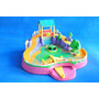Bluebird Polly Pocket Diversion Estacion Playa Juguete