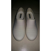 Sapato Bota Boaonda Branco Enfermagem Hospital Impermeável