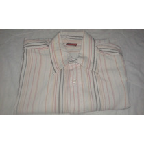 Camisa Marca Levi´s Tipo Bambula Talle M