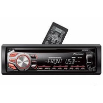Toca Cd Player Mp3 Pioneer Deh - X1750ub Usb Mixtrax 1750