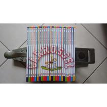Coleção Carrossel Oficial 24 Livros Capa Dura Semi Novo