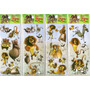 20 Planchas De Stickers Bambie Dumbo Madagascar Pet Shop