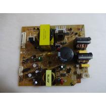 Placa Da Fonte Do Mini System Lg Rad225b Com Defeito