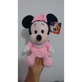 Minnie Baby Boneca Pelucia Disney ( Valor Da Unidade)