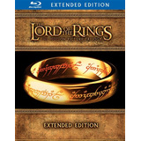 Blu Ray Lord Of The Rings / Señor De Los Anillos / Extendida