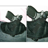 Funda Houston Para Portacion De Armas Pistolera Revolvera