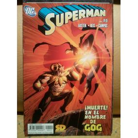 Superman Nº 15 Muerte En El Nombre De Gog Sd Argentina