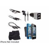 Acessórios Para Iphone 5/5s - Isound Kit 12 Peças Licenciada