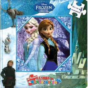 Mi Primer Libro De Rompecabezas: Disney Frozen. Una Aventura